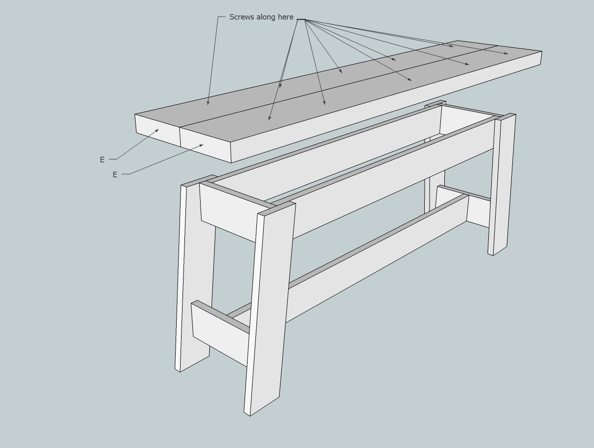 How to build a garden bench northeast portland tool library step 3 diagram pooptronica